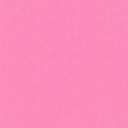 Kona Cotton Solid Candy Pink