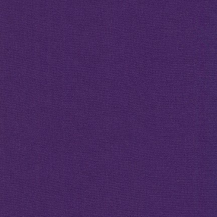 Kona Cotton Solid, Purple