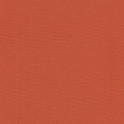 Kona Cotton Solid, Sienna