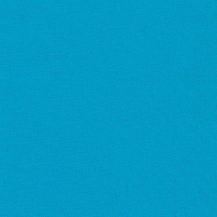 Kona Cotton Solid, Turquoise