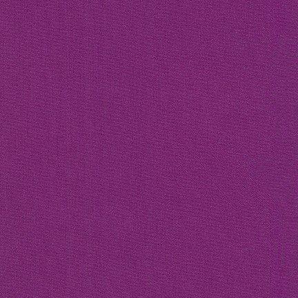 Kona Cotton Solid, Dark Violet