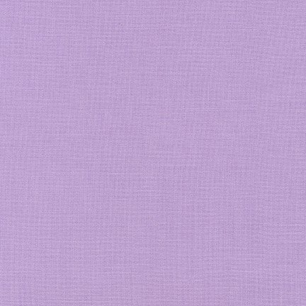NEW Kona Cotton Solid Orchid Ice