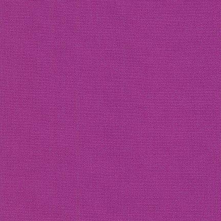 Kona Cotton Solid, Geranium