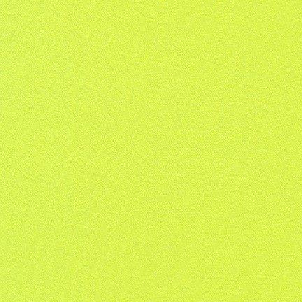 Kona Cotton Solid Key Lime