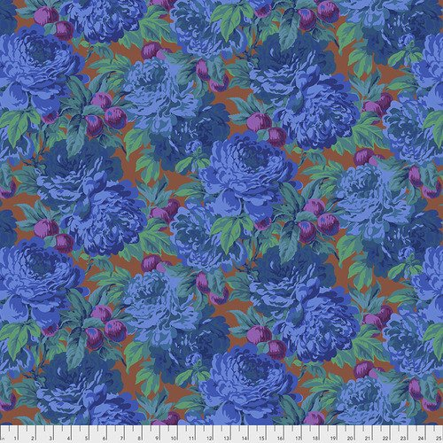 Kaffe Fassett, Luscious in blue
