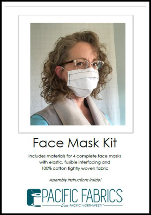 Make Your Own Face Mask Kit!