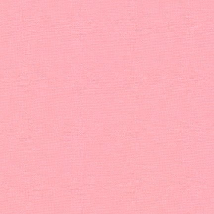 Kona Cotton Solid Medium Pink