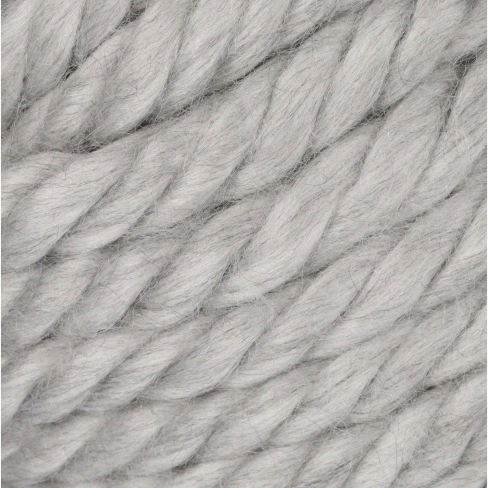 Bernat - Mega Bulky - Light Grey Heather