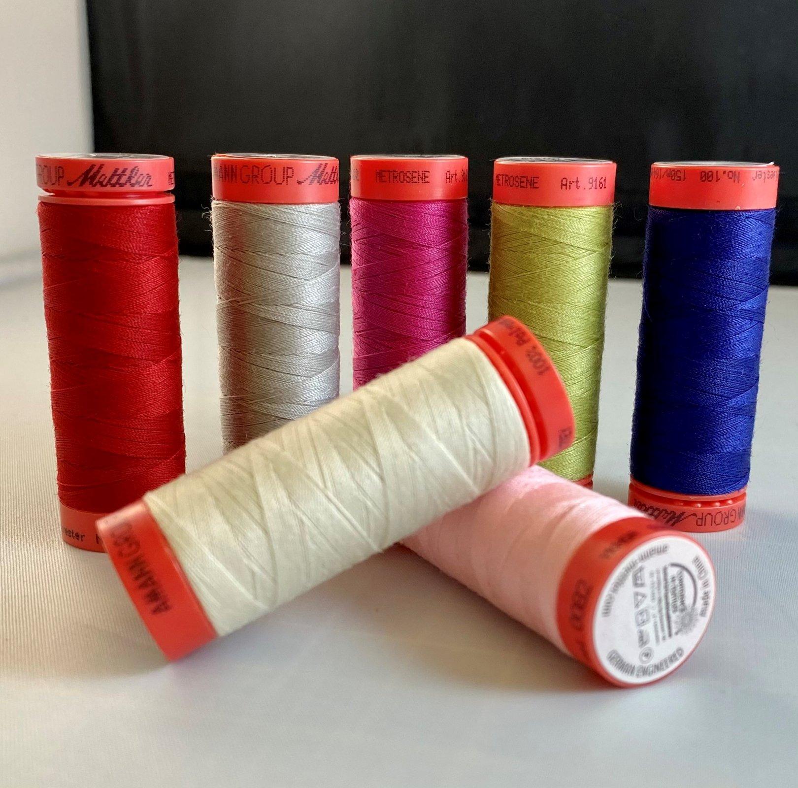 Mettler Metrosene Thread 164 yards - 100% Polyester