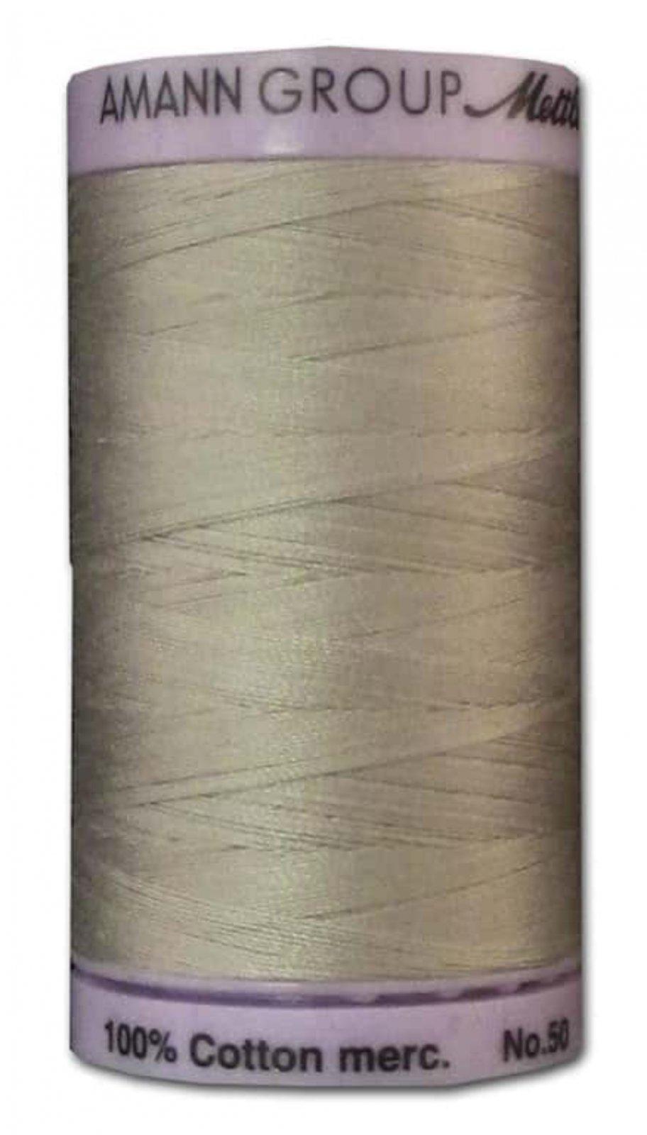 Mettler Silk Finish Cotton Thread Rain Cloud