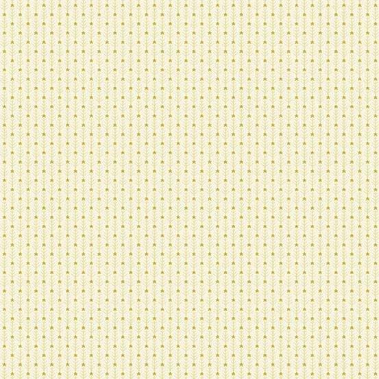 Andover, Metallic Mistletoe - Mini Star & Branch