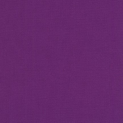 Kona Cotton Solid Mulberry
