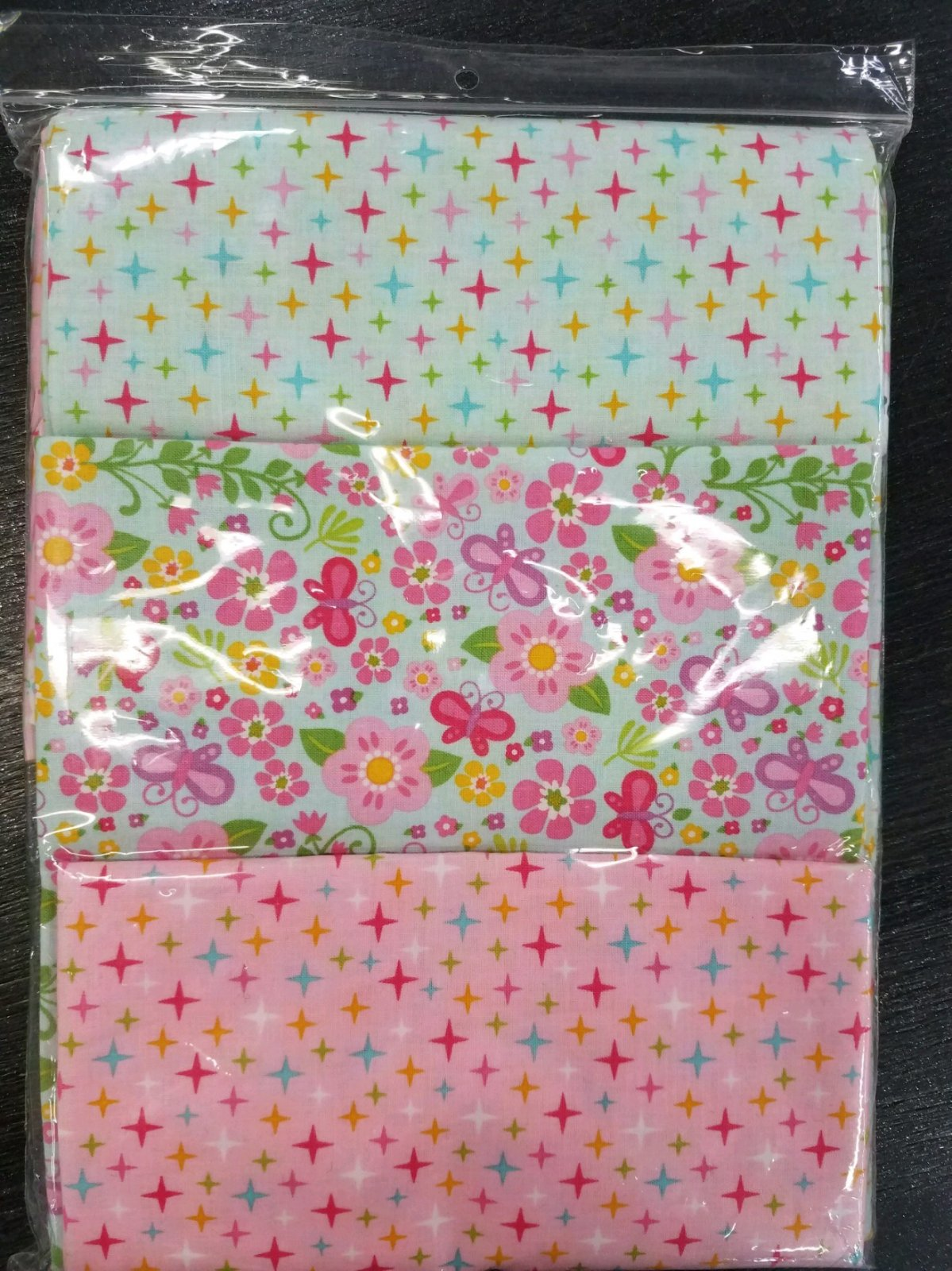 3 Yard Quilt Kit with Book