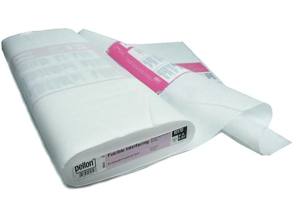 Pellon 931TD Midweight Fusible White 20 Wide
