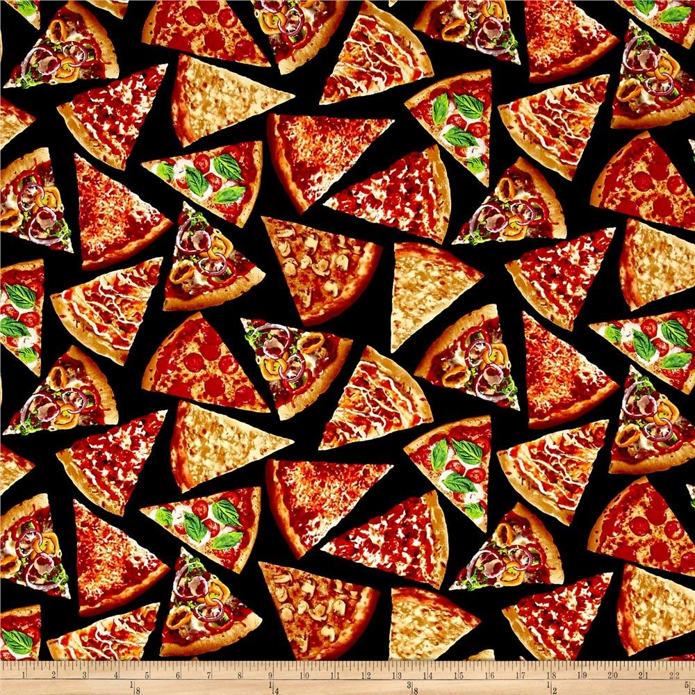 Pizza by Timeless Treasures
