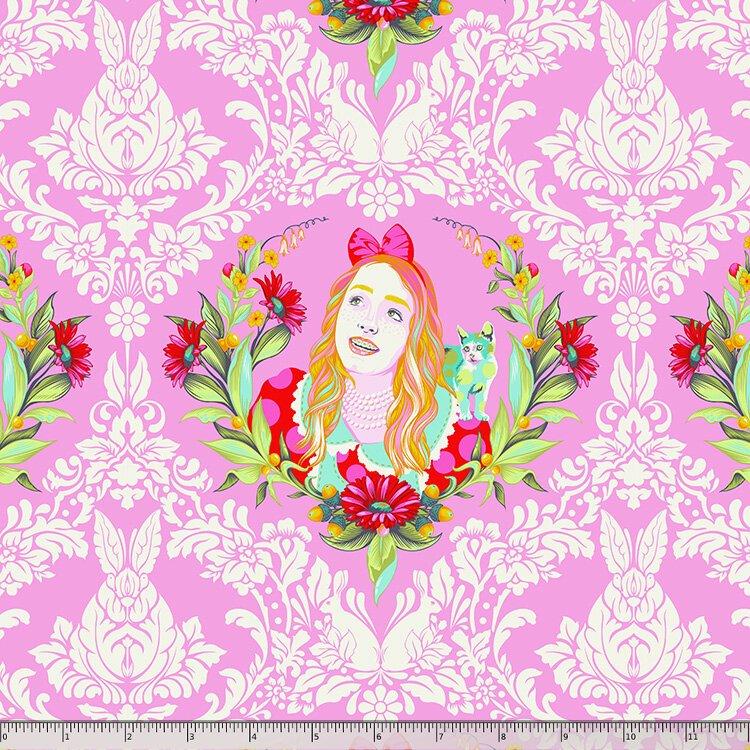 Tula Pink, Curiouser and Curiouser,  Alice - Wonder