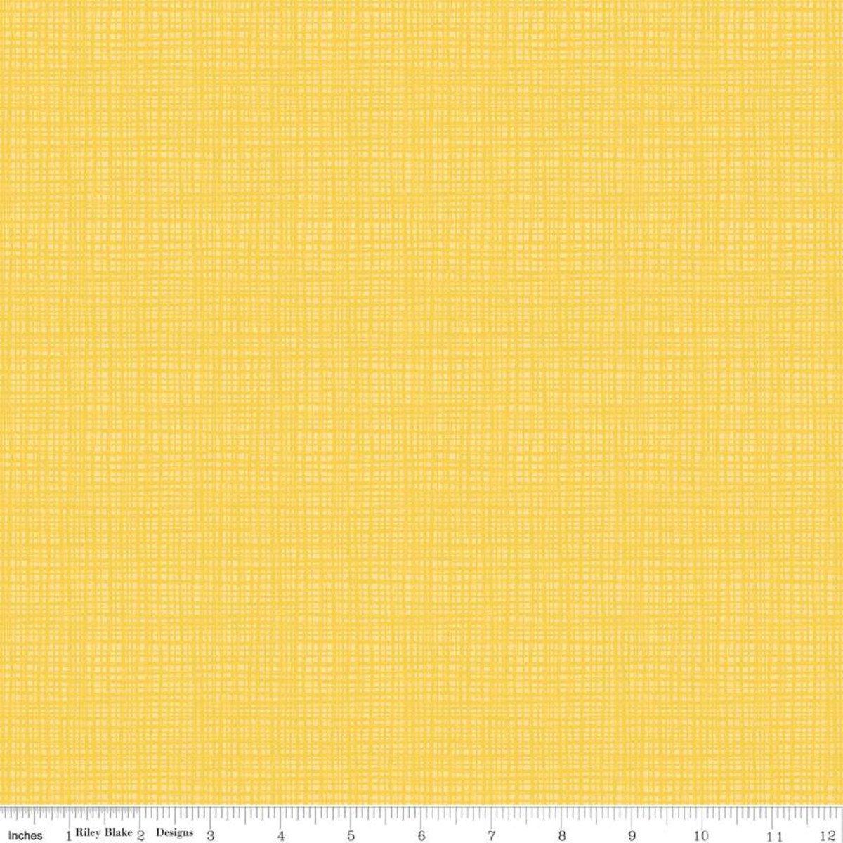 Riley Blake, Texture Basics,  YELLOW