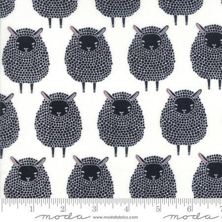 Moda, Farm Charm Black Sheep cloud