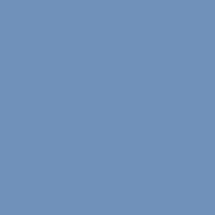 Tilda, Solid Cornflower Blue
