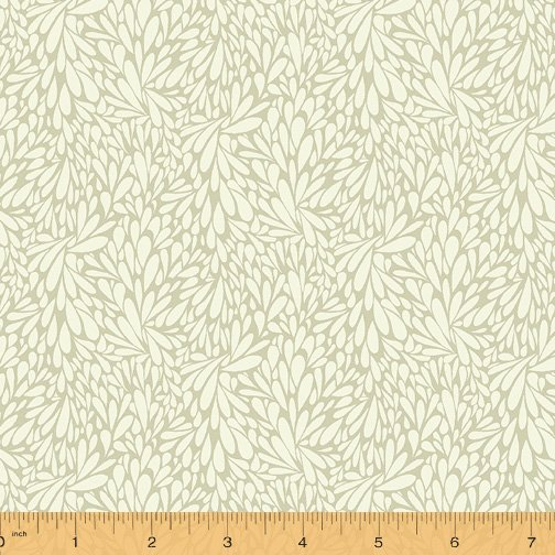 WINDHAM FABRICS, Solstice by Sally Kelly - Leafy Sand