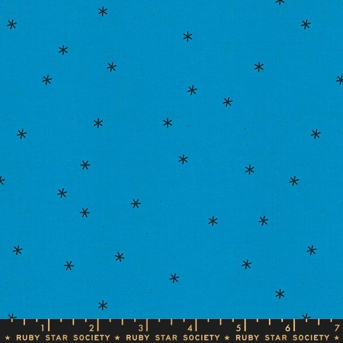 Ruby Star for Moda - Spark Bright Blue