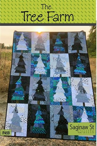 The Tree Farm by Saginaw St Quilts