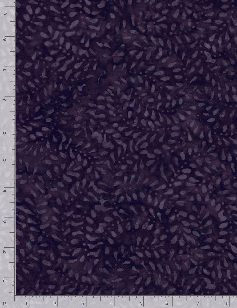 Timeless Treasures, Tonga Fantasy Batiks Purple