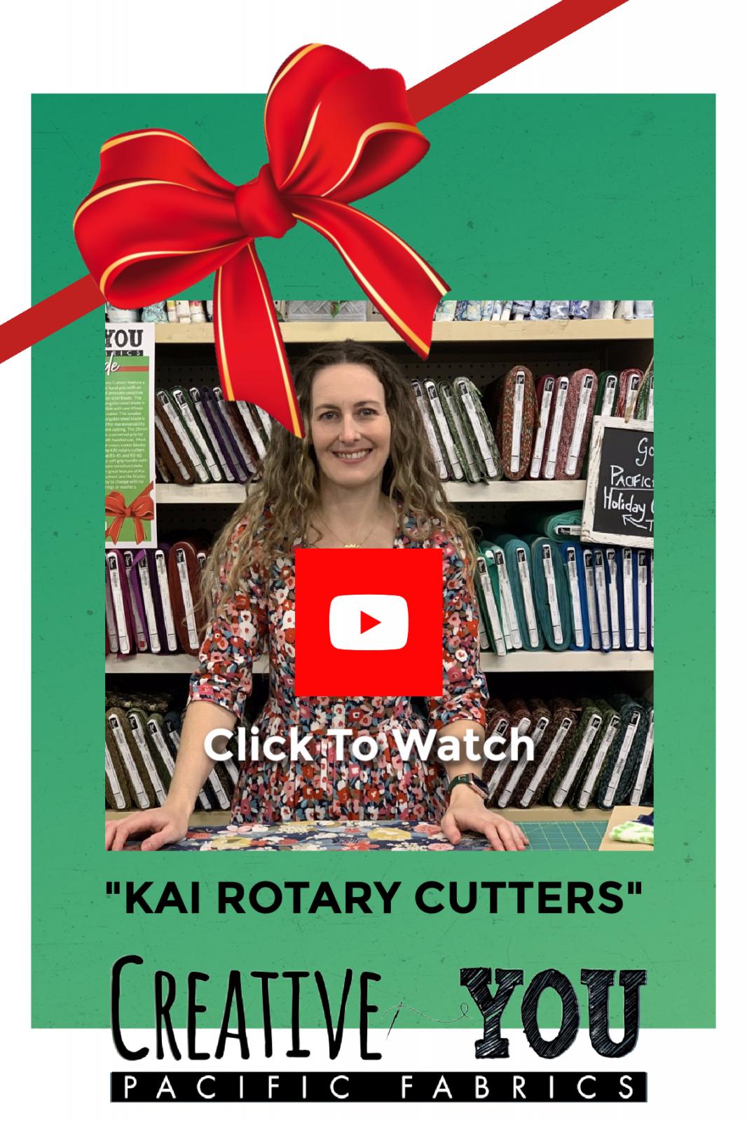 CYou-Kai Rotary Cutter Video