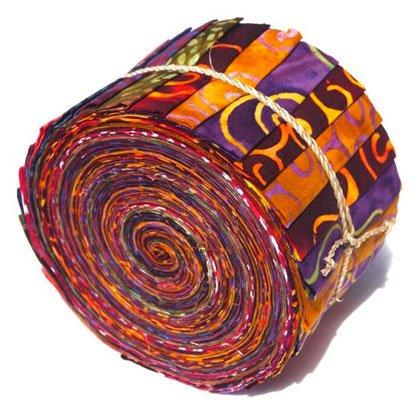 Batiks By Mirah Mirahs Classics Sushi Roll