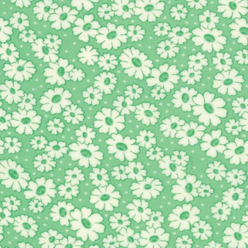 30's Playtime Favorites Daisy Betty's Green