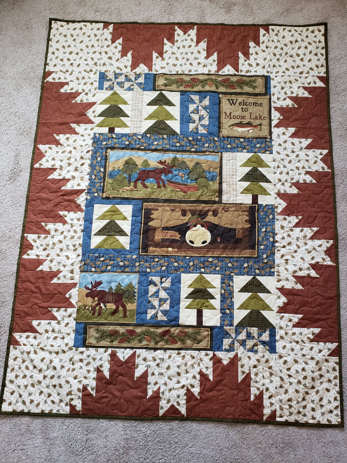 Moose Lake Pattern
