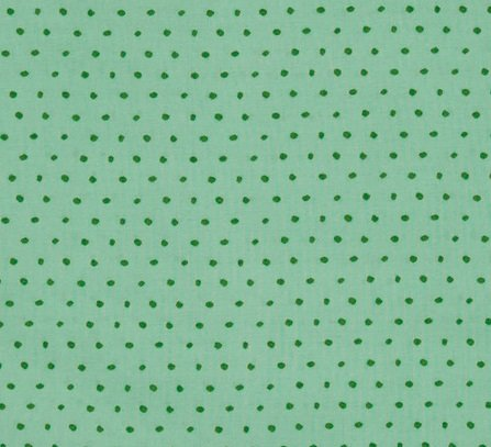 25 Days of Christmas Green with Green Dots