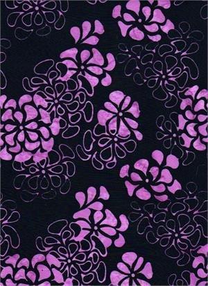 *Batik Textiles Lingering Summer