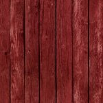 Headin' Home Woodgrain Red