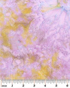 Benartex Lullaby Balis Whisper Lilac/Gold