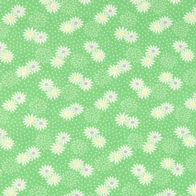 30's Playtime Favorites Dotty Daisy Betty's Green