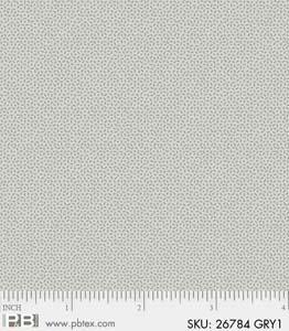 Crystals Gray