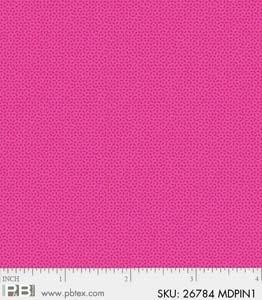 Crystals Medium Pink
