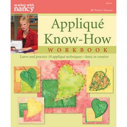 Applique Know How Workbook