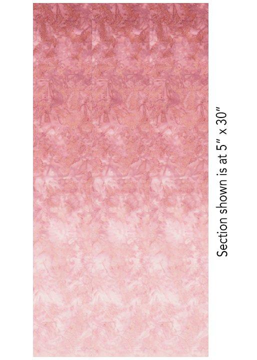 Benartex Bali Gradation Rose Quartz