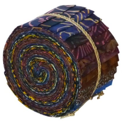 Batiks By Mirah Night Sky Sushi Roll