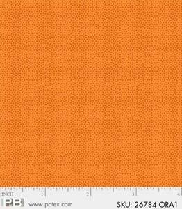 Crystals Orange