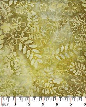 Benartex Tropical Breeze Leaf Vine Rattan