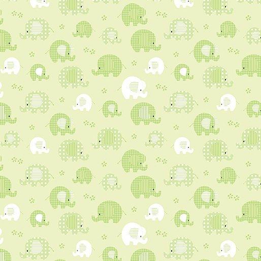 Bobo Baby Elephants Green