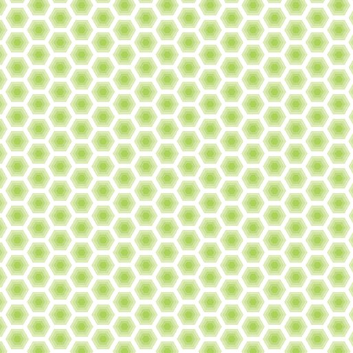 Bobo Baby Honeycomb Light Green