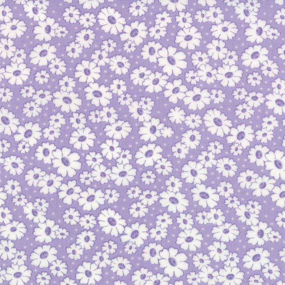 30's Playtime Favorites Daisy Lilac