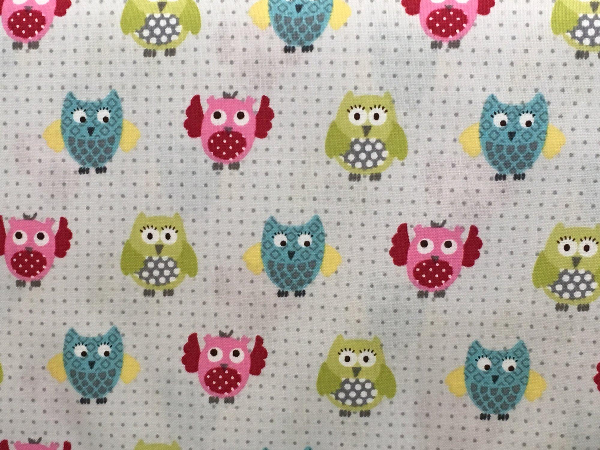 O.B.O.- Owls And Dots, Grey