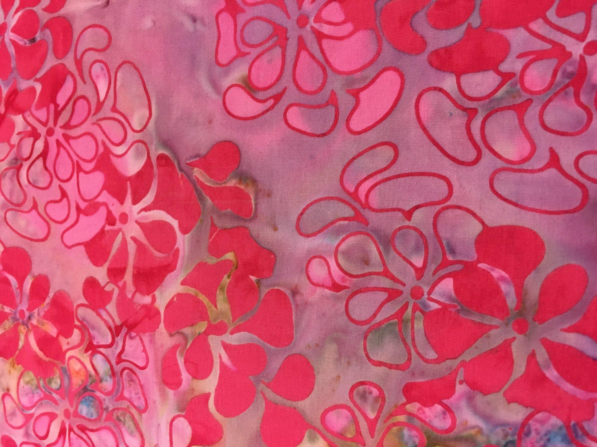 Batik Textiles Lingering Summer