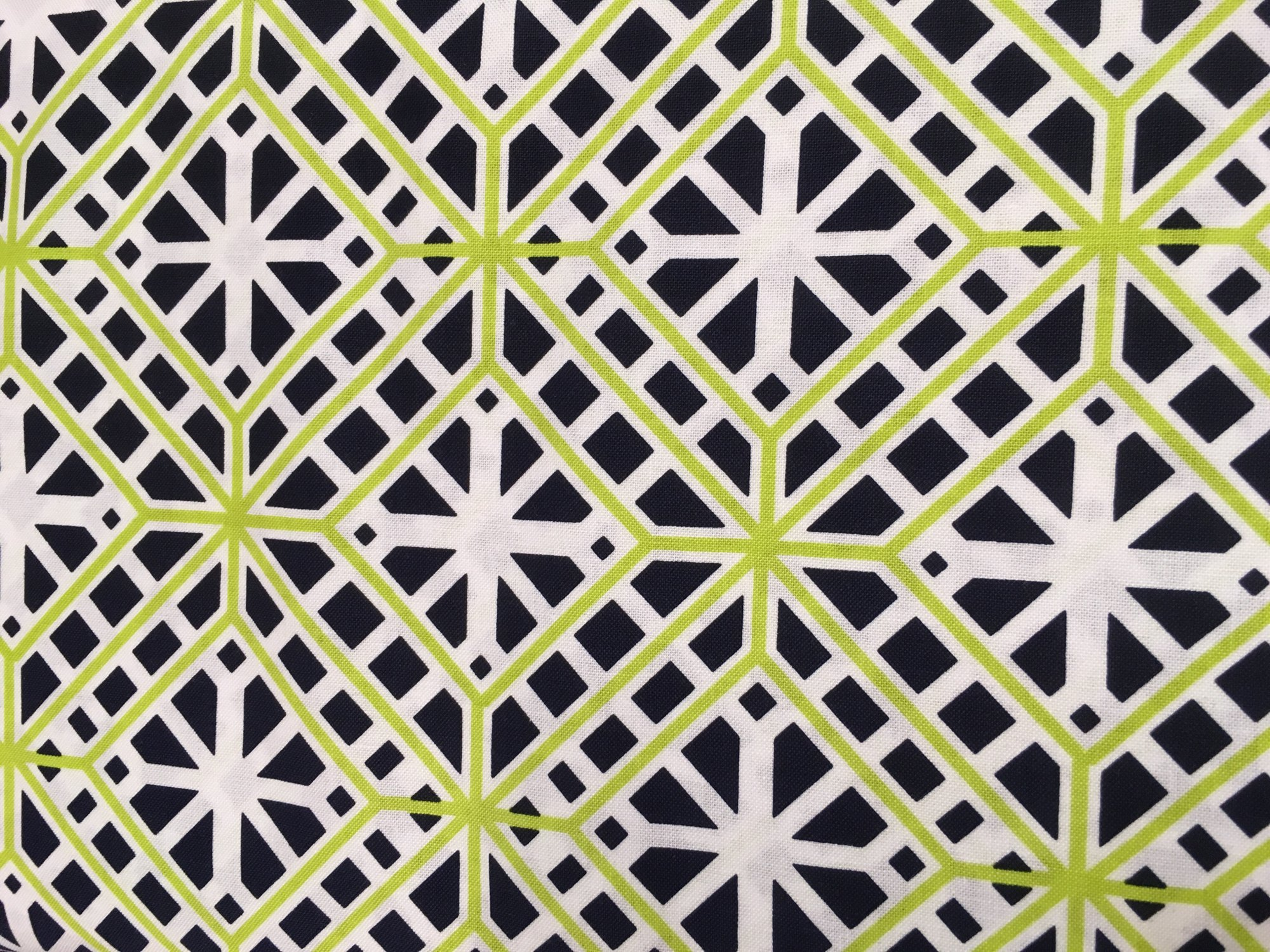 Citron TwistBlack with lime green lines