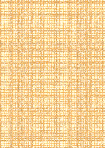 Color Weave Light Orange